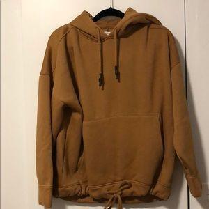 Zara drawstring hoodie